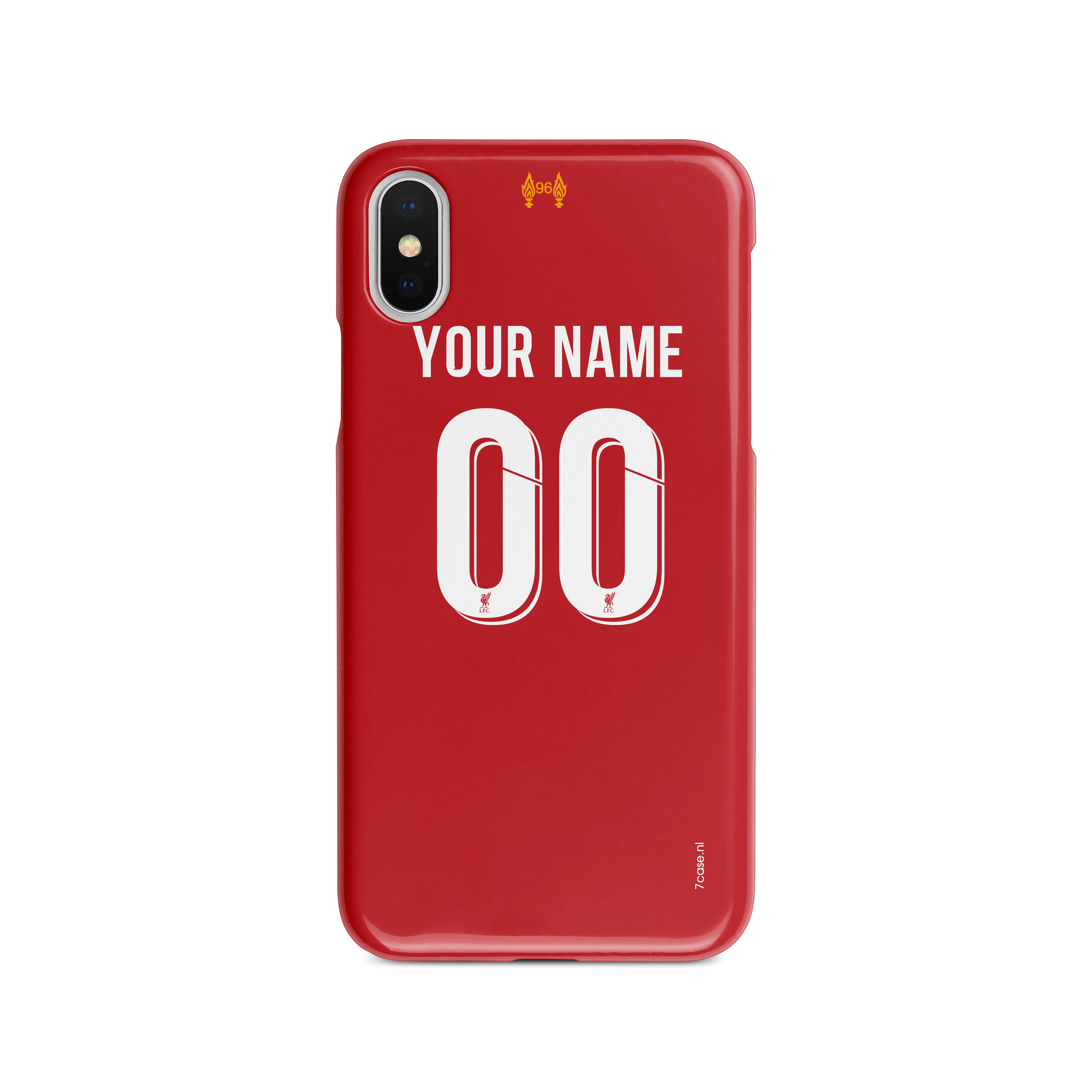 7d73d6bf2 Liverpool Home 19-20  Back  – 7Case